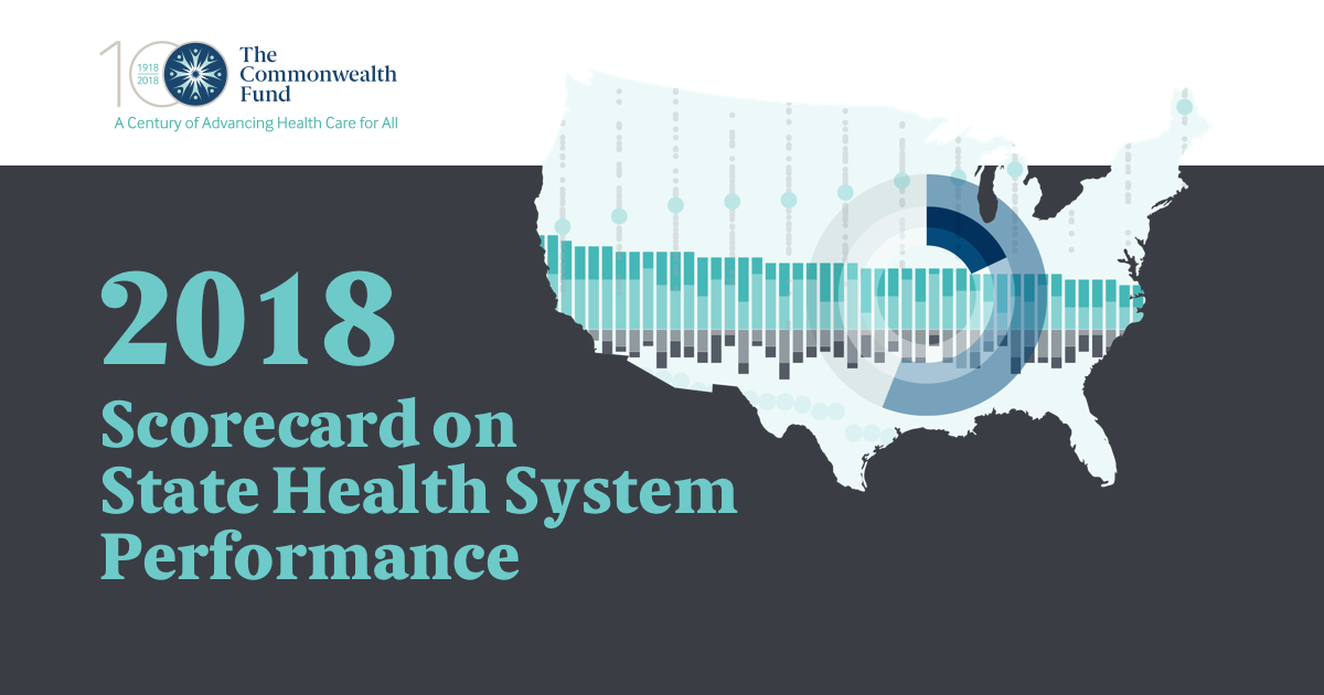 The Commonwealth Fund 2018 Scorecard On State Health